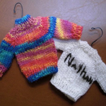 Raglan Sweater Ornament