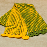 The Wave Cro-Hook Scarf